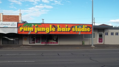 Rum Jungle Hair Studio – Hermit Park