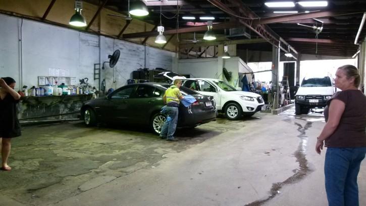 Car Scratch Repair Townsville