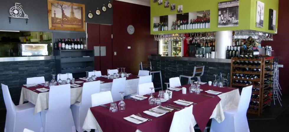 Mediterranean Palmer Street Restaurant