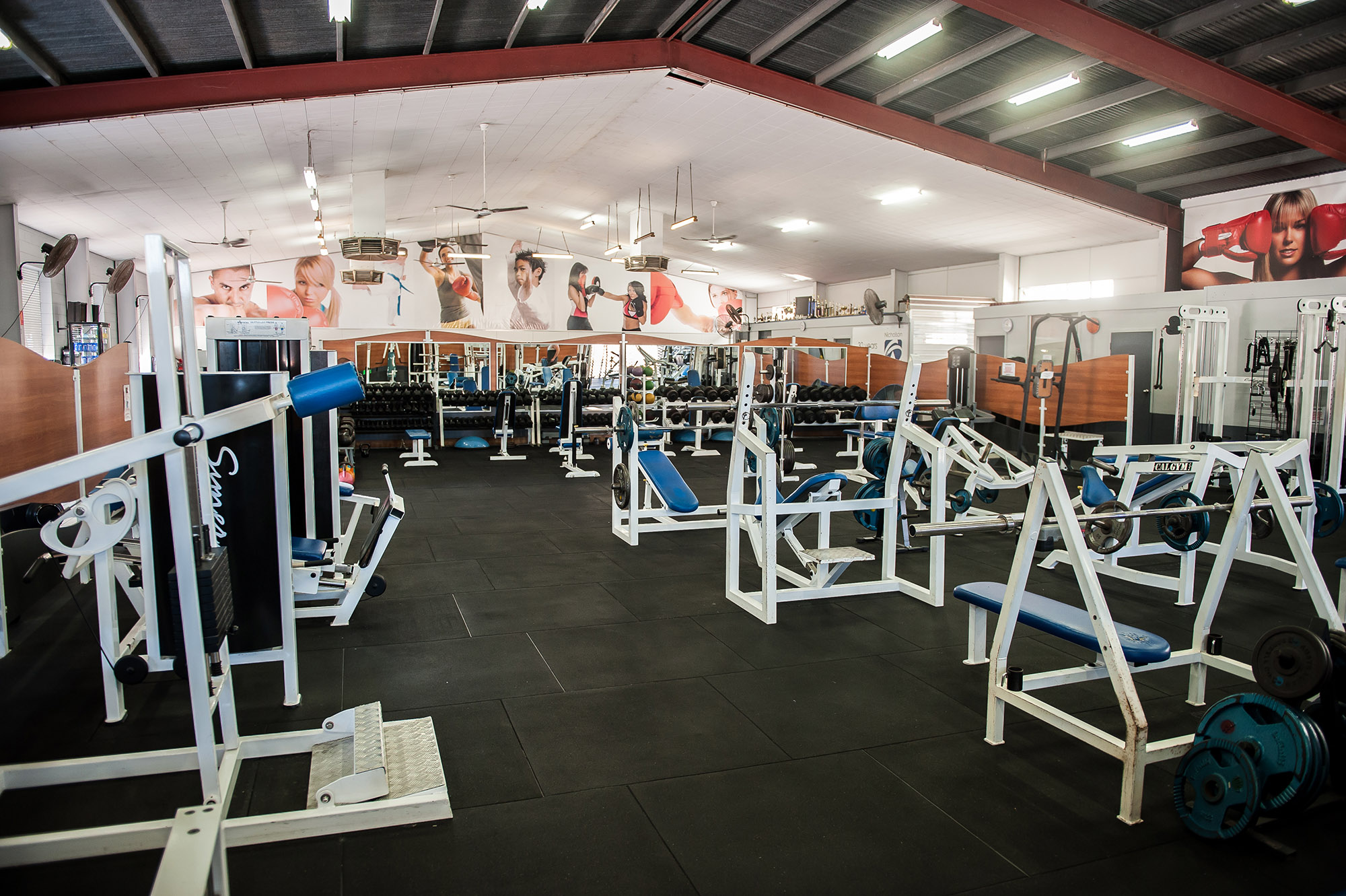 Kickstart fitness large independent gym beyond