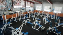 main gym area