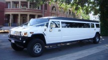 Townsville's Luxury Hummer Limousine Service