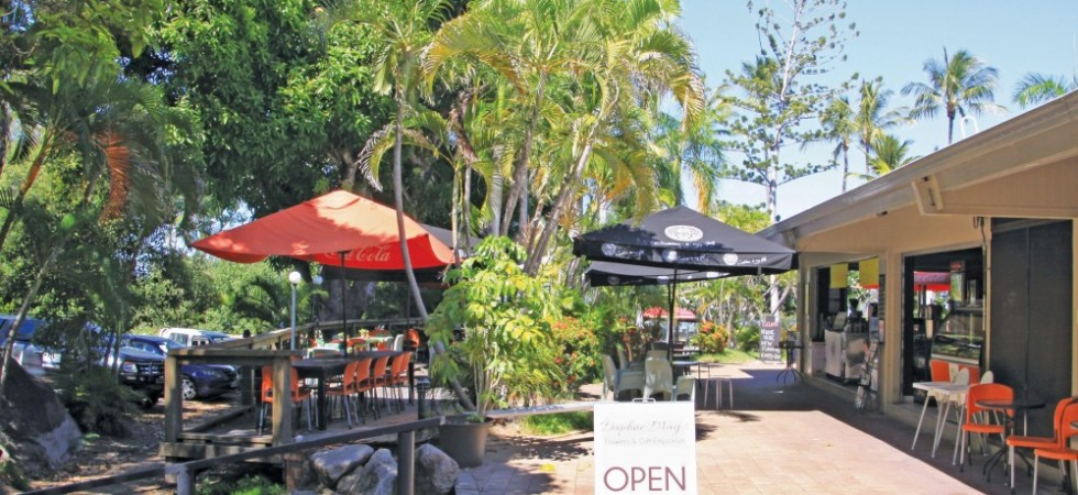 3-in-1 Opportunity on Tropical Island – Cafe, Gelato & Florist