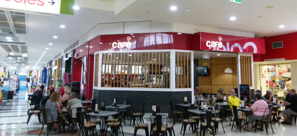 Cafe Society at Willows Shoppingtown