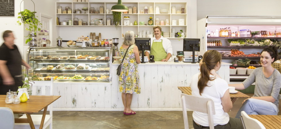The Organic Pantry Cafe & Grocery Store