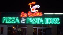 La Cucina Pizza & Pasta House – Kirwan