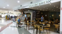 Muffin Break Castletown Shopping Centre