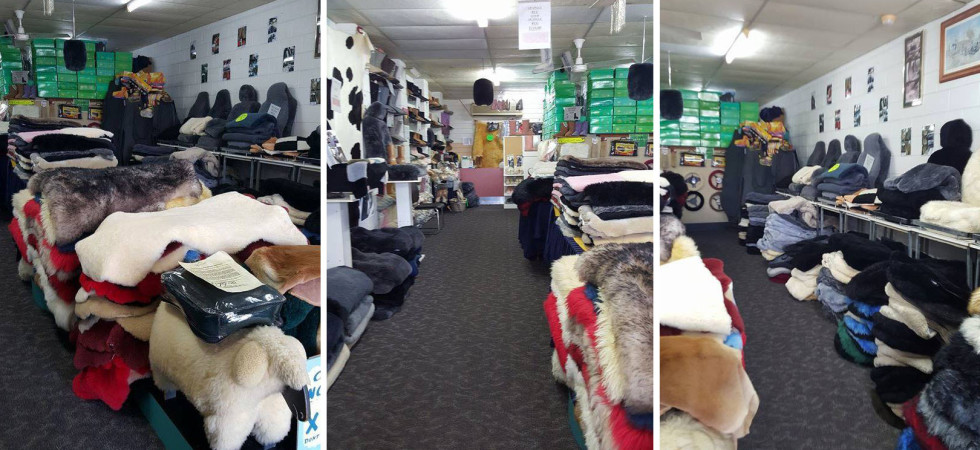 Retail Sheepskin Products & Mobile Truck – Mackay
