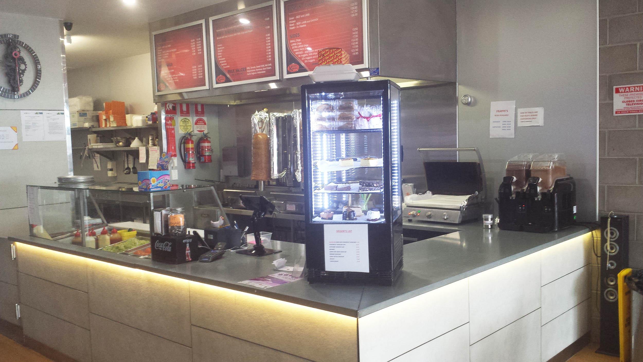 Keza's Kebabs & Takeaway – Marian, Mackay