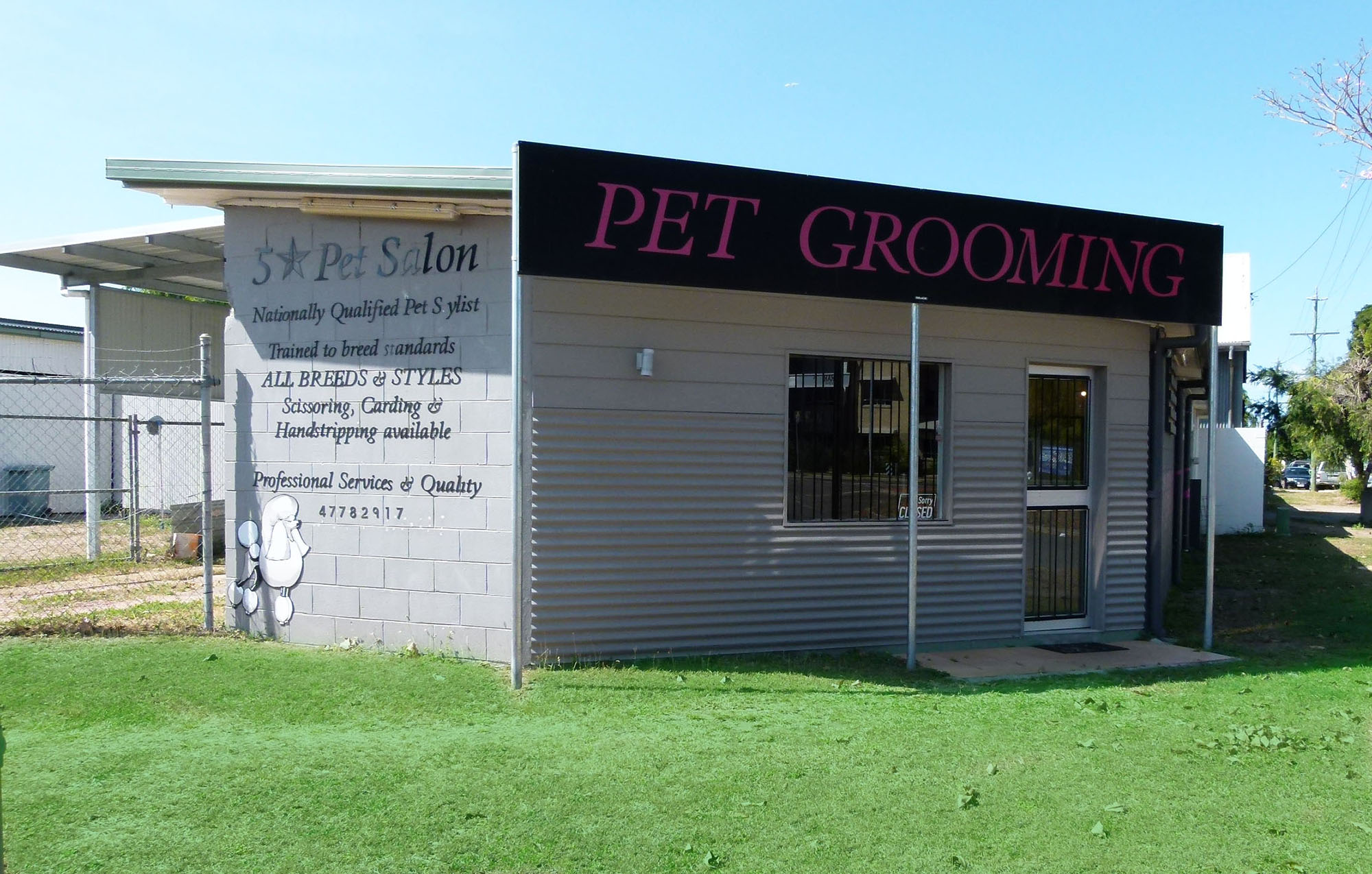 Gorgeous Grooming – 5 Star Pet Salon Beyond 2000 Business Sales