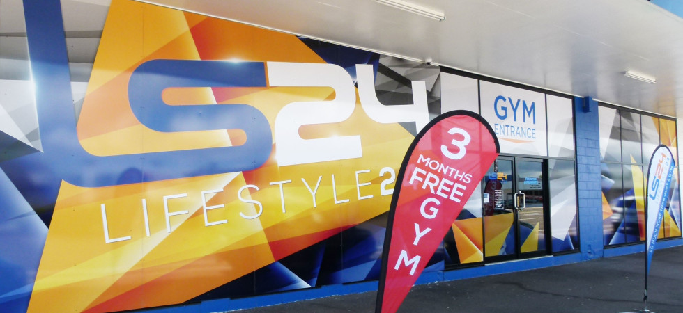 Lifestyle 24 Gym – Less than Half the Price of Setup!