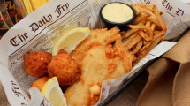Fully Managed Fish & Chips – Townsville