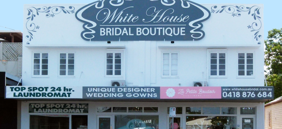 White House Bridal Boutique – Townsville