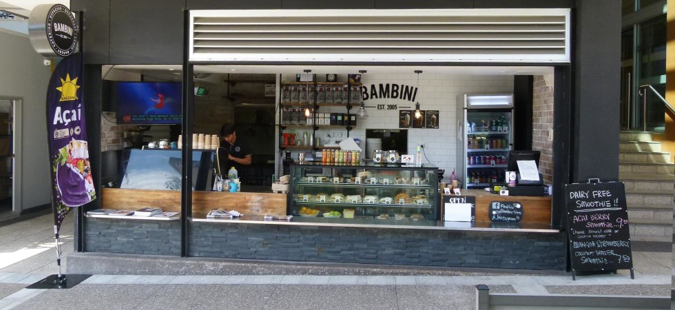 Bambini On Sturt – Cafe & Coffee Shop, Townsville CBD