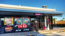 T.U.B.E Burgers – 2 Locations, 1 Great Price – The Strand & Mt Louisa