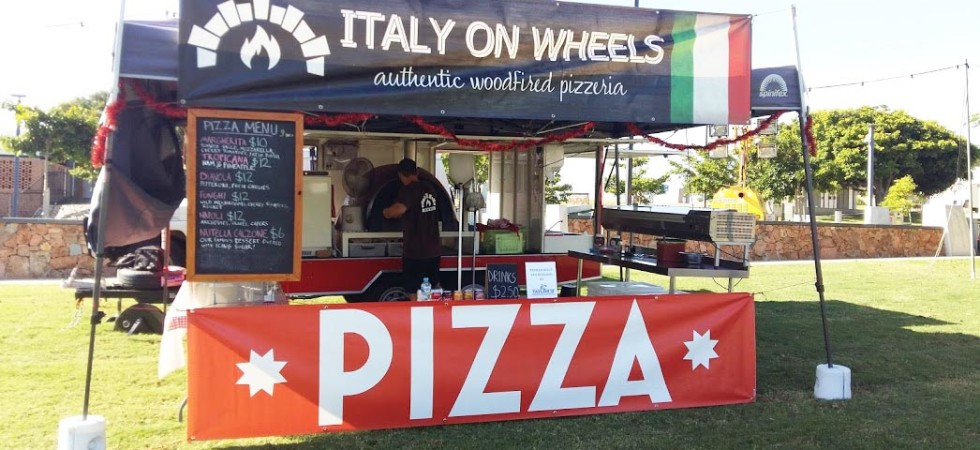 Italy On Wheels – Mobile Food Trailer