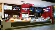 Sandwich Chefs Franchise – Stockland