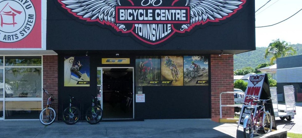 Bicycle Centre Townsville – Est 30 years