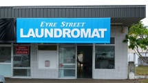 Eyre Street Laundromat – Brand New Equipment