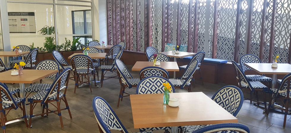 Corporate Cafe – Townsville CBD