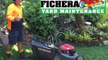Fichera Yard Maintenance – Townsville