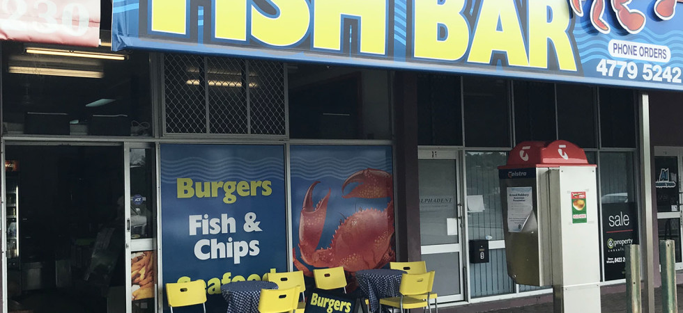 Rossvale Fish Bar – Townsville