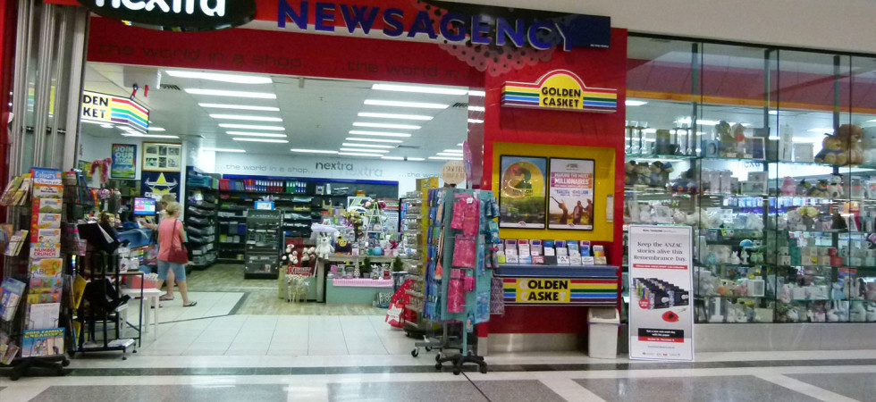 Nextra Annandale Newsagency & Lotto