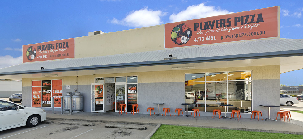 Players Pizza – Voted Townsville's Best Pizza!