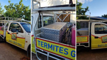 Termites Gone Pest Control – Townsville