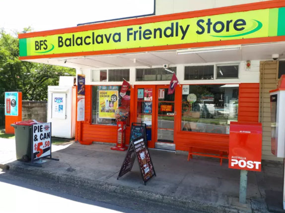 Balaclava Friendly Convenience Store – Cairns