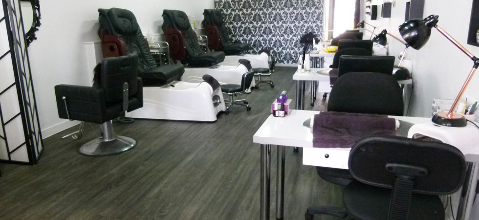 Polished Nail & Beauty Lounge – North Ward