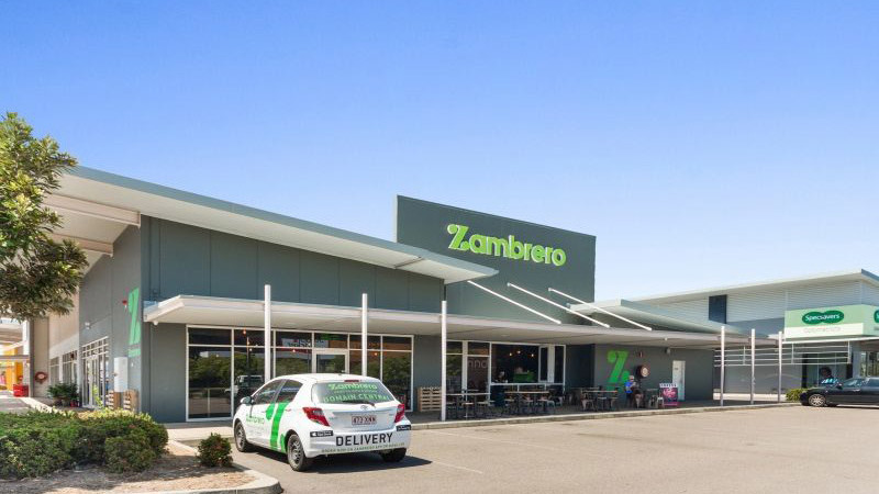Zambrero Domain Central – Townsville