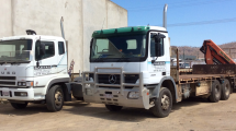 Bakers Crane Trucks – Townsville