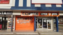 Brewed On Bamford Drive Thru Cafe – Townsville
