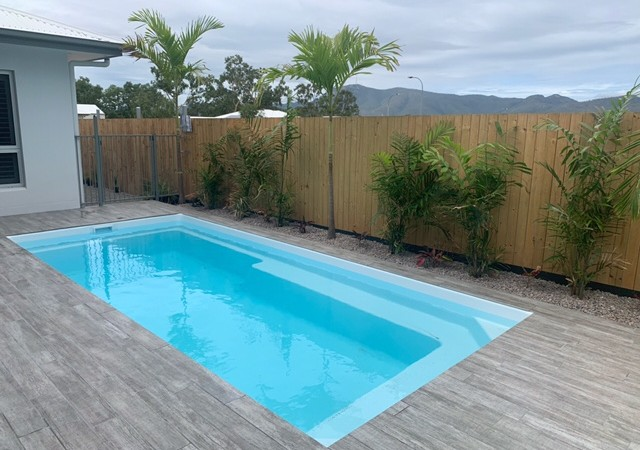 Swimming Pool Construction & Landscaping – Townsville