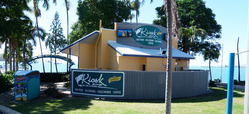 Kiosk On The Strand Fish & Chips – Townsville
