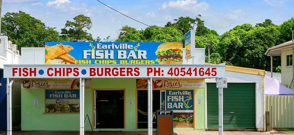 Earlville Fish Bar & Takeaway – Cairns