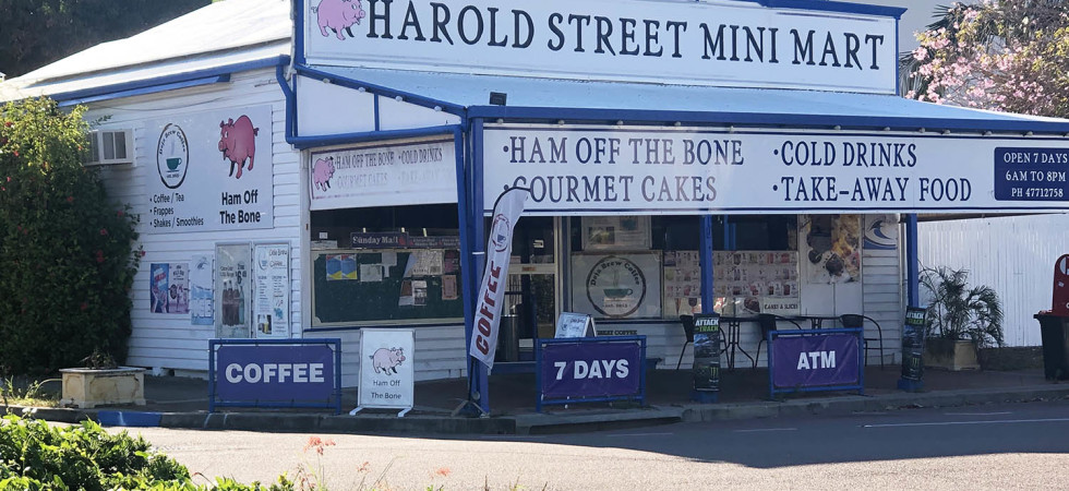 Harold Street Mini Mart – Townsville