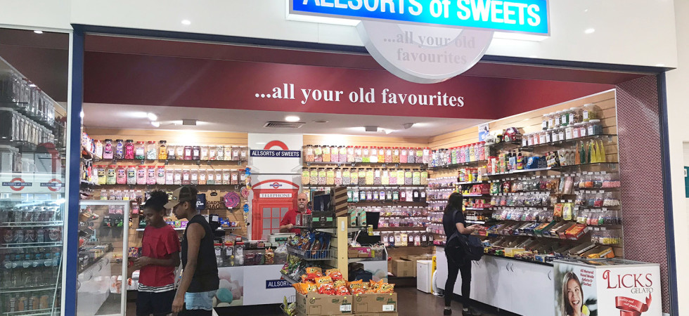 Allsorts of Sweets – Cairns Lolly Shop