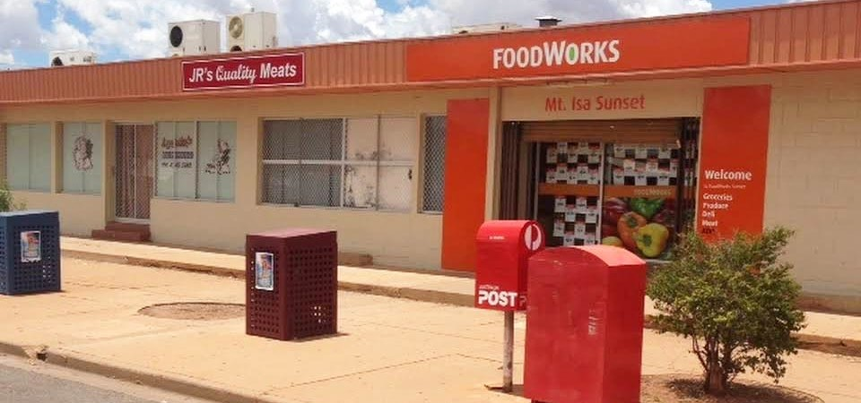 FoodWorks Mount Isa & Sunset Restaurant