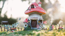 Online E-Commerce Fairy Garden Business