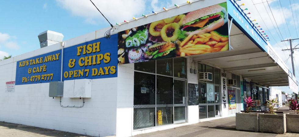 KD's Takeaway Cafe – Townsville