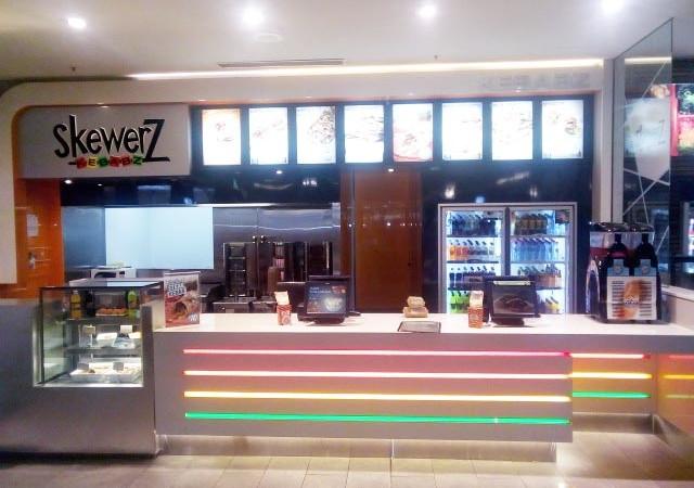 Skewerz Kebabz Franchise – Stockland Townsville