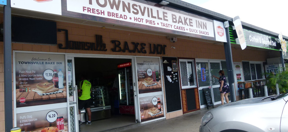 Townsville Bake Inn Bakery