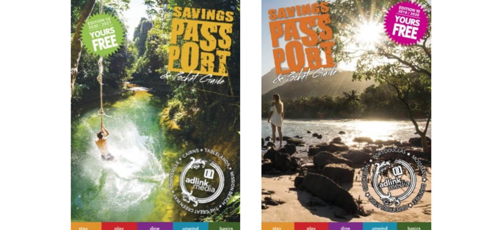 FNQ Self-Drive Domestic Tourism Magazines