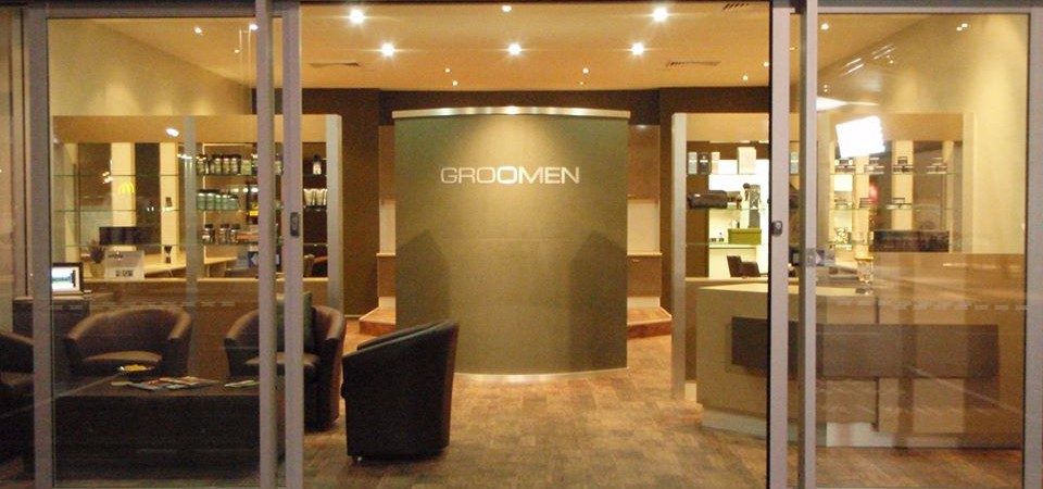 Groomen Men's Hair Salon – Townsville