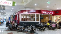 Cafe Society – Willows & Stockland Kmart