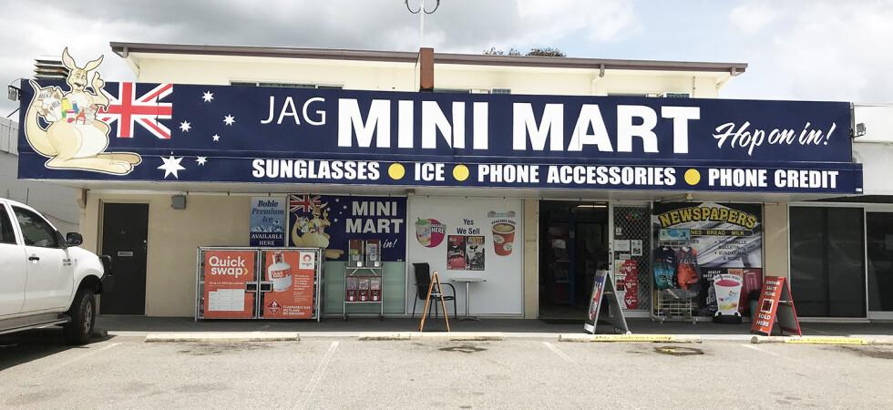 JAG Mini Mart – Townsville