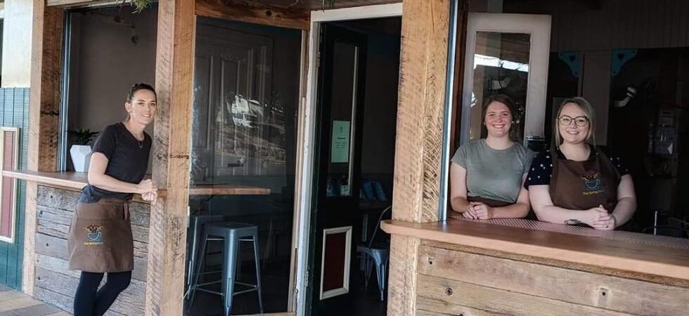The Spring Bean Coffee Shop – Atherton Tablelands