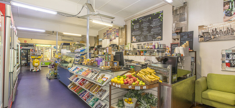 Jamie's Joint Cafe & Convenience Store – Townsville